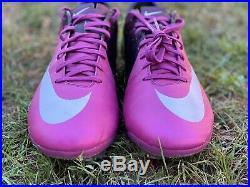 Nike Mercurial Vapor VII FG Size 9 US TIEMPO SUPERFLY