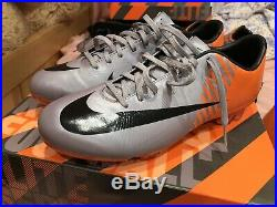 Nike Mercurial Vapor VI And Superfly II World Cup 2010 Both Size 10us