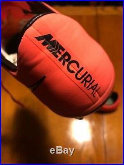 Nike Mercurial Vapor X FG Size 9(ref IX VIII VII VI V Superfly I IV II III XII)