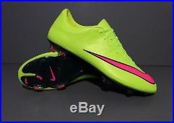 size 40 3baac a458b Nike Mercurial Vapor X Sz 10 (ref Superfly Elite XII XI X IX ...
