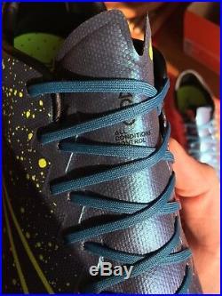 Nike Mercurial Vapor X Sz 9 Electro Flare Blue Superfly Magista XI V III