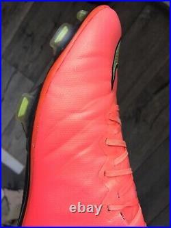 Nike Mercurial Vapor X US 9 ACC Red Elite Model Superfly R7