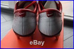 Nike Mercurial vapor III SG 10.5 US RED 312605-611 SUPERFLY IV TIEMPO PREDATOR
