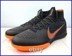 Nike SuperflyX 6 Elite IC ACC Indoor Soccer Shoes AH7373-081 Men Size 11