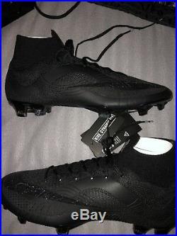 Nike Superfly 6 Elite What The Mercurial Uk9/us10/ Ar2079-001 Triple Blk