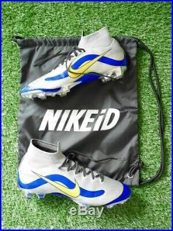 Nike Superfly Mercurial Heritage iD 1998 Ronaldo (UK9) Immaculate