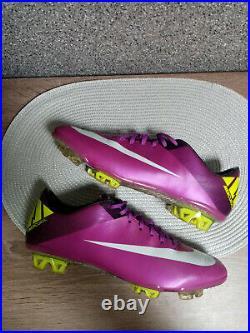 Nike Vapor VII 41 US8 UK7 I II III IV V IX XI superfly magista cr7 phantom ace x