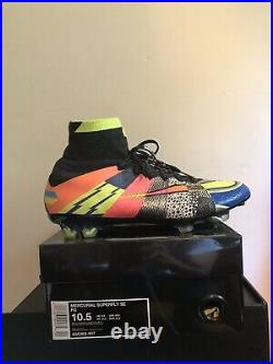 Nike What The! Mercurial Superfly IV Limited Edition Rare Football Boots