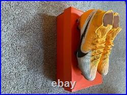 Nike mercurial superfly 7 elite size 9.5 US