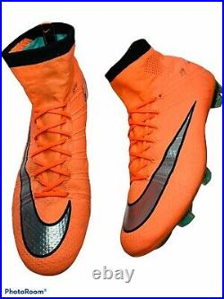 Nike mercurial superfly IV fg carbon fiber ref vapor ctr legend