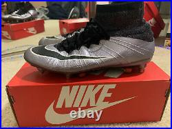 Nike mercurial superfly iv SG Size 10