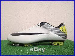 Nike mercurial vapor superfly III fg uk 8,5 us 9,5 football boots soccer cleats