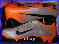 Rare 2010 NIKE MERCURIAL VAPOR SUPERFLY II 2 FG WC WORLD CUP SZ 10 C. Ronaldo