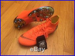 Sz 9.5 Nike Mercurial Superfly 6 VI Elite 360 AG Pro Soccer Cleats AH7377-810